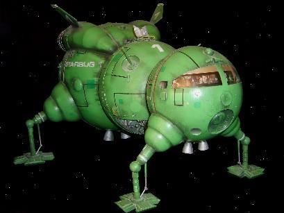 red dwarf ship model kit - photo #40